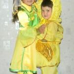 Детский национальный алтайский костюм