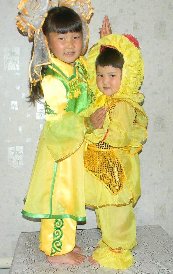 Как сшить алтайский национальный костюм 60