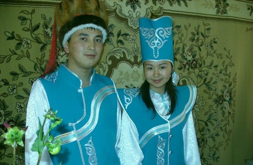 Как сшить алтайский национальный костюм 30