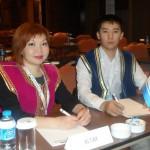 Представляла Алтай в Турции