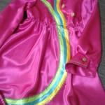 Алтайское детское платье