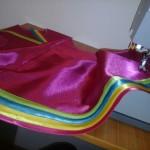 Пошив алтайской одежды