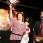 Победительница Татьяна Кишнирева