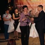 Подведение итогов. 1 место Татьяна Кишнирева