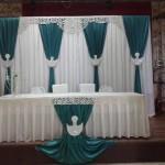 Красивое свадебное оформление в алтайском стиле