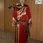 Мужской алтайский костюм