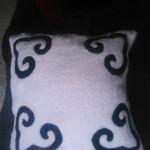 Подушки для автомобиля из Алтая