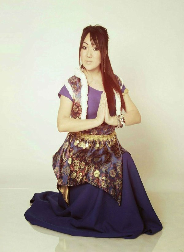 Шенне Намнай - тувинская певица