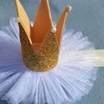 Золотая корона для маленькой принцессы на годик Горно-Алтайск