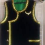 алтайский мужской жилет