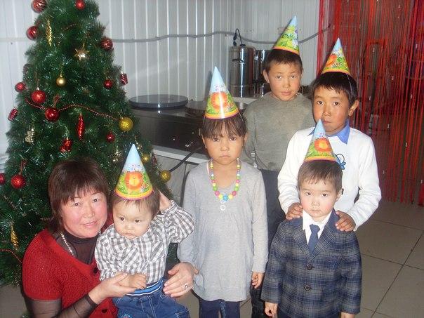 Детский праздник койу кöчö