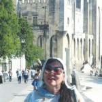 г Авиньон, южная Франция, резиденция Папы Римского, 2012