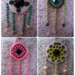 Кин - Алтайское женское украшение для пуповины детей