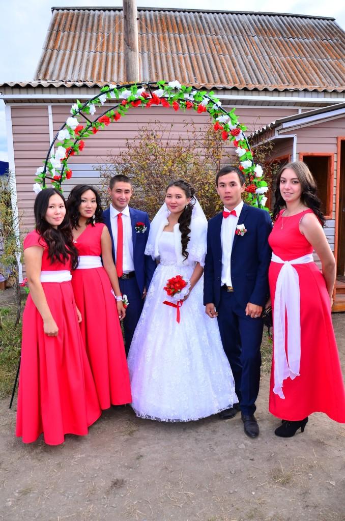 Свадебные  в горно-алтайске фото