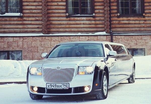 Лимузин на свадьбу в Горно-Алтайске