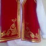 нарядный мужской алтайский национальный костюм