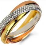 Трехцветное кольцо