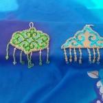 Шалтырак. Алтайское украшение для девочек