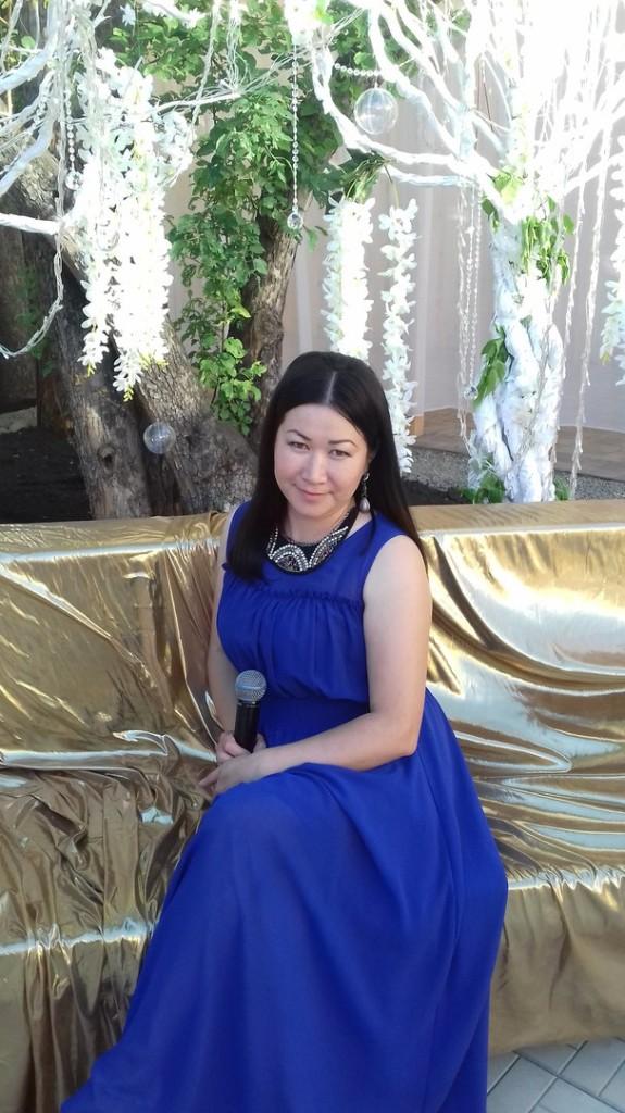 ведущая свадеб Горно-Алтайск и Республика Алтай